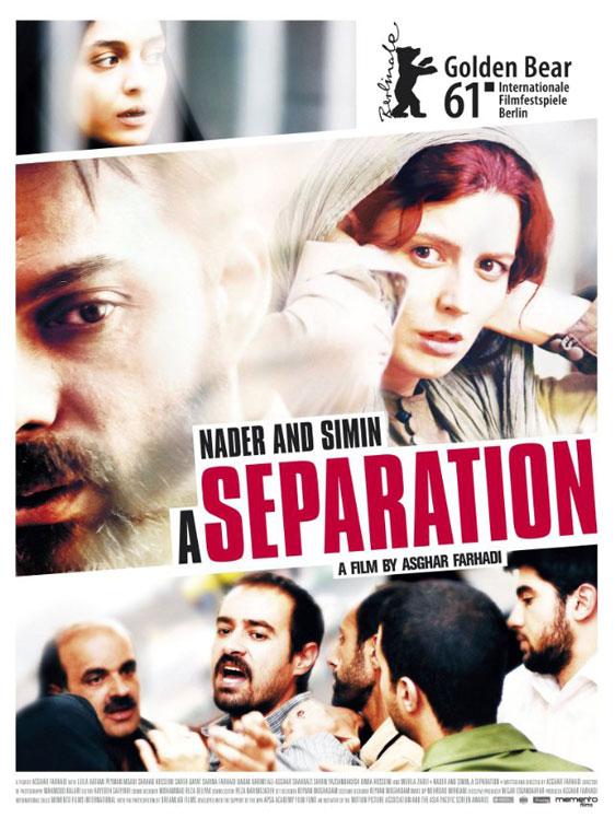 A Separations by Asghar Farhadi