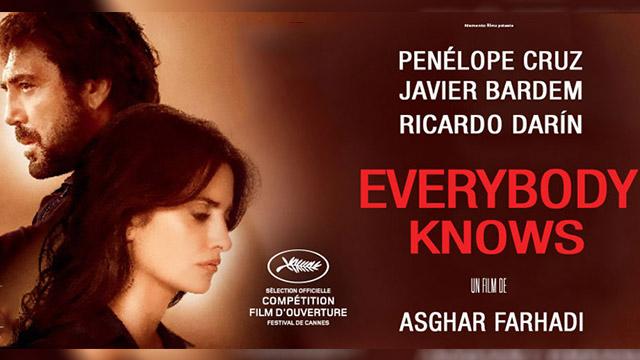 "Frahadi's ""Everybody Knows"" Film"