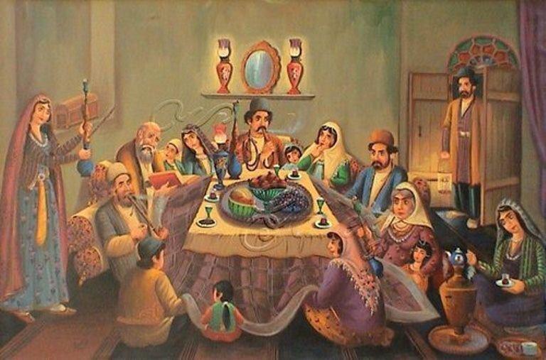 Yalda Night's history